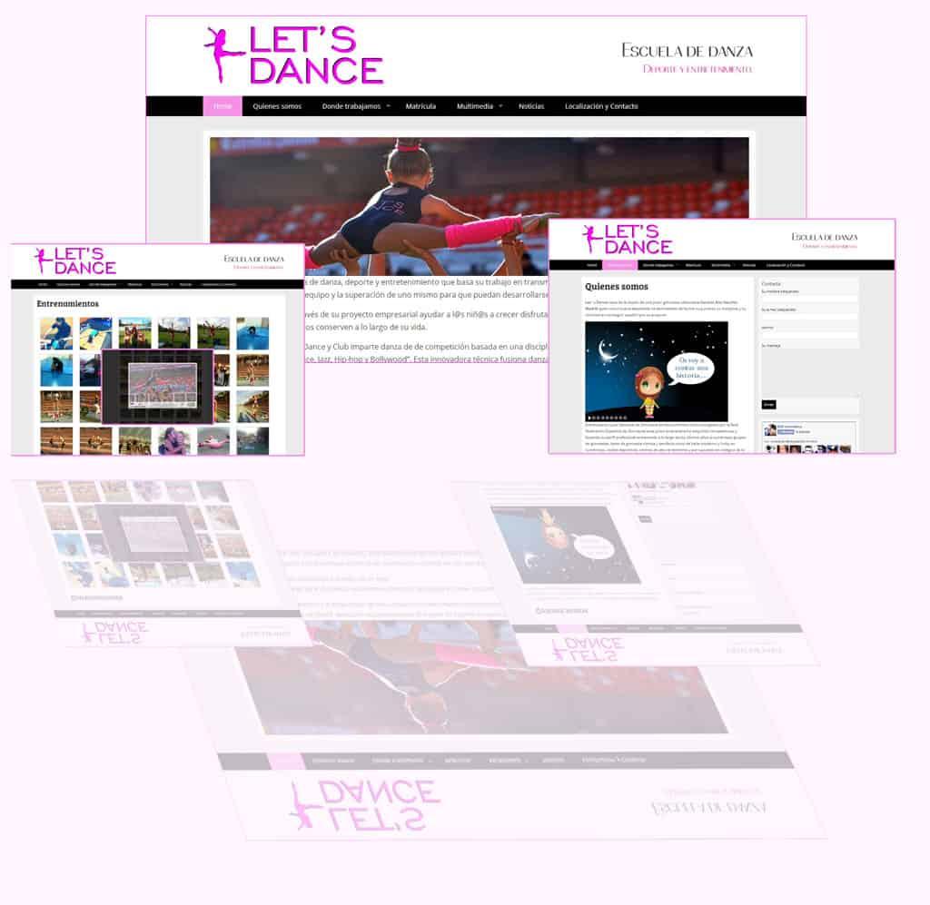 desarrollo-web-Lets-Dance