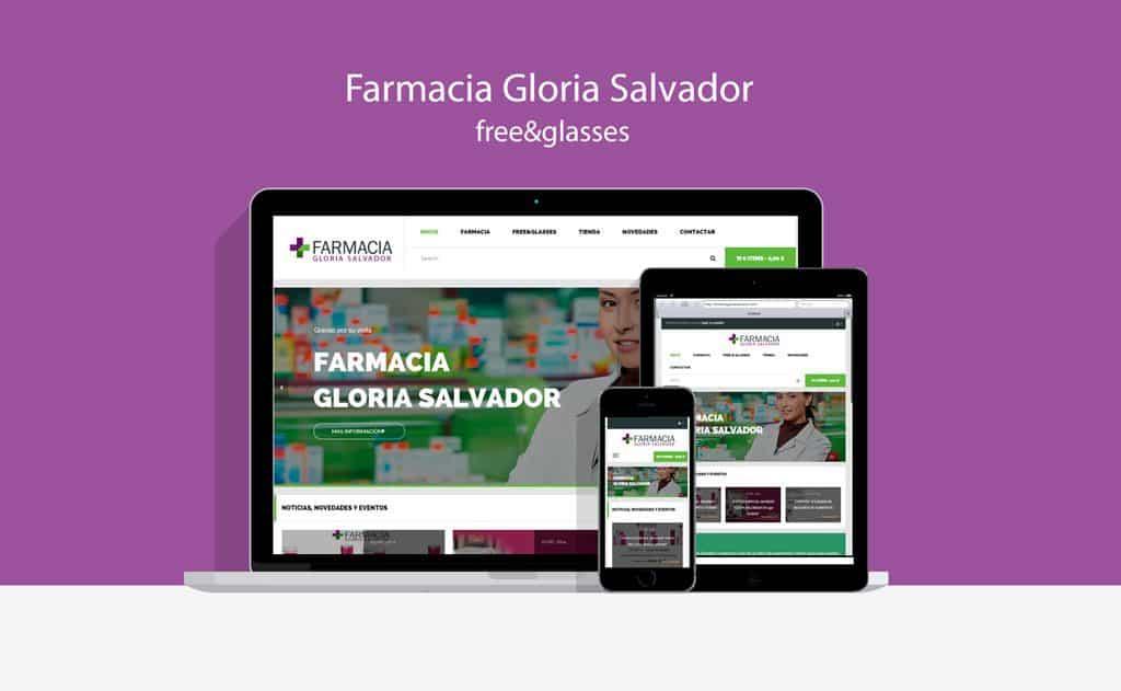 Desarrollo Web – Farmacia Gloria Salvador