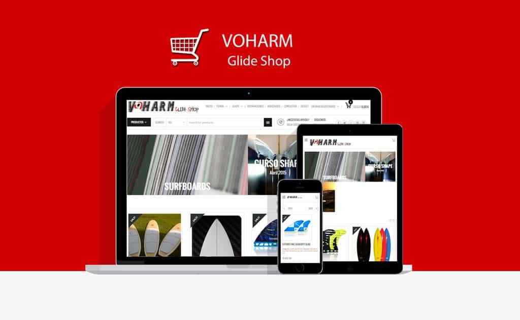 Tienda Online voharm