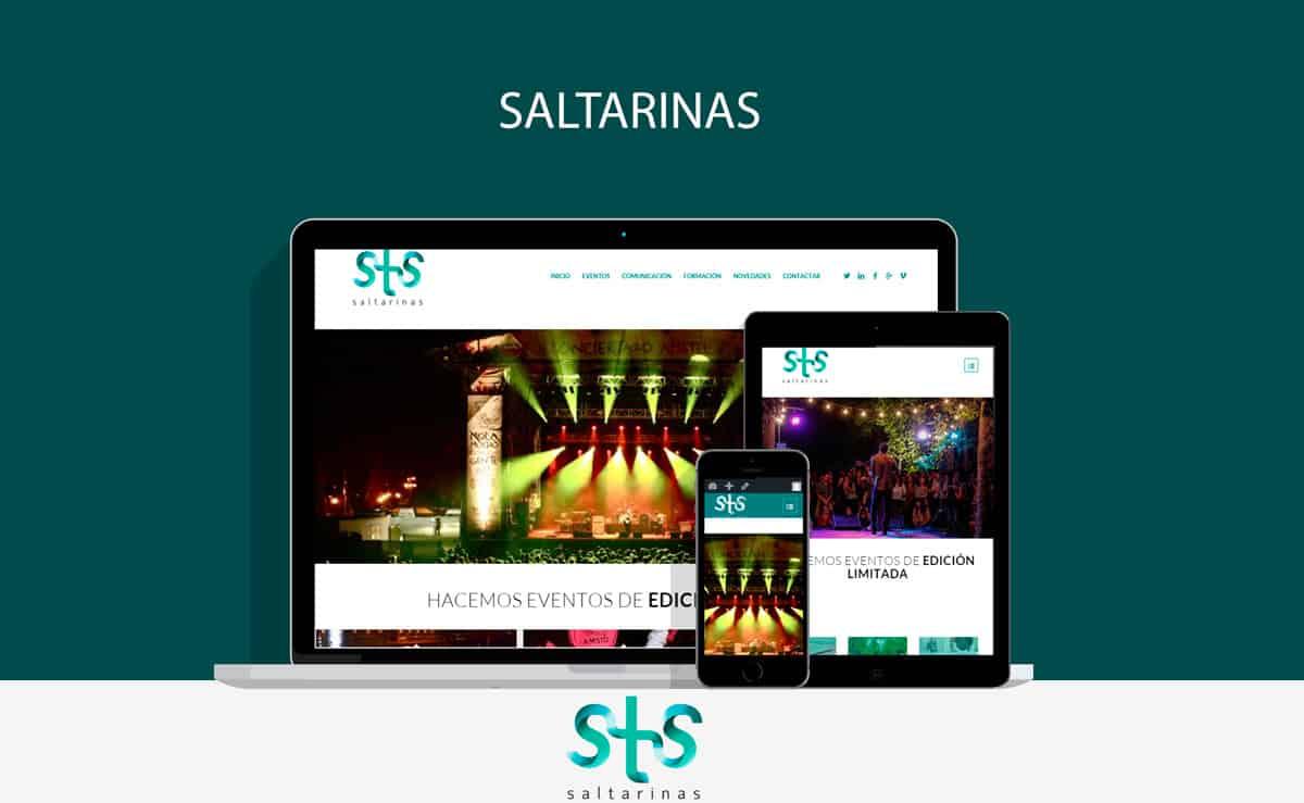 saltarinas