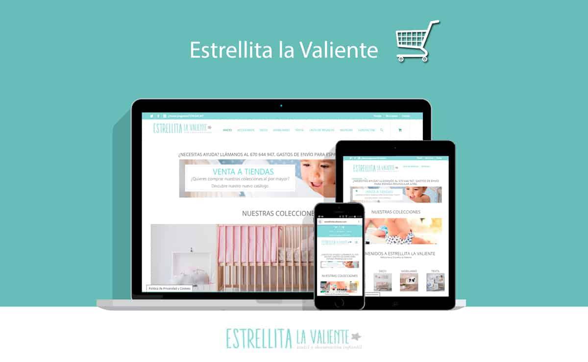Tienda online estrellita la valiente b2b activa - Estrellita la valiente ...