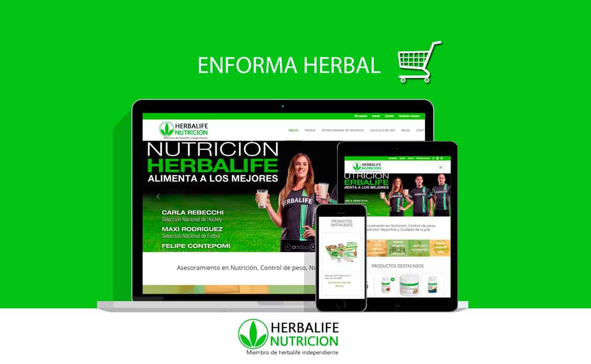 Tienda-online-EnformaHerbal-Herbalife