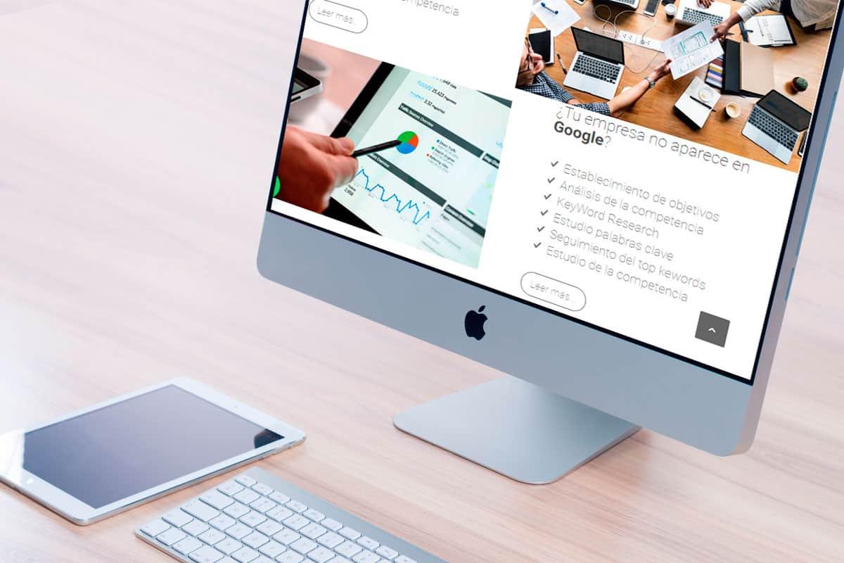 página web. B2B ACTIVA
