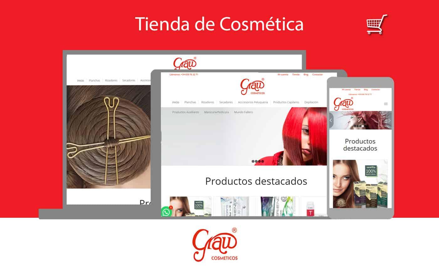 Proyectos B2B activa- Grau cosméticos Mariné