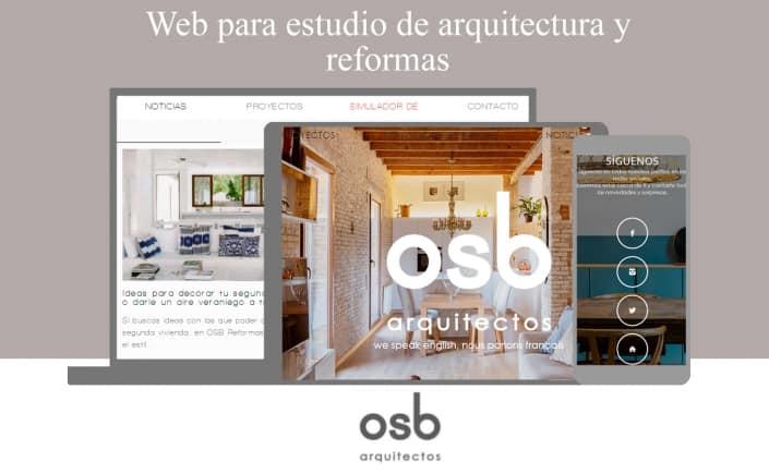 Proyecto Web B2B Activa Osb Arquitectos
